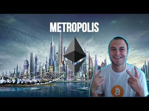 ? ETHEREUM HARDFORK! (METROPOLIS) |  WHAT YOU NEED TO KNOW ✔️