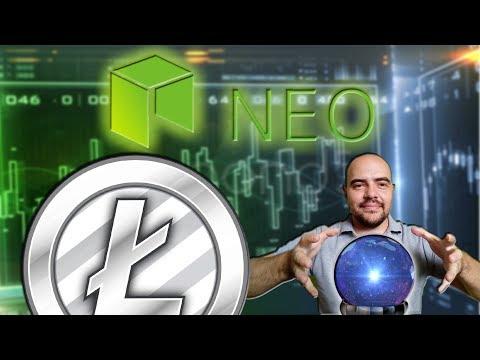 NEO Sube de Precio SE CUMPLIO MI PREDICCION AL 100%!!! | Análisis de Litecoin