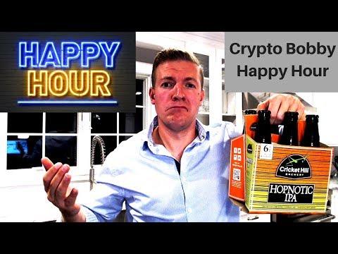 Crypto Happy Hour – Bitcoin Leads the Way