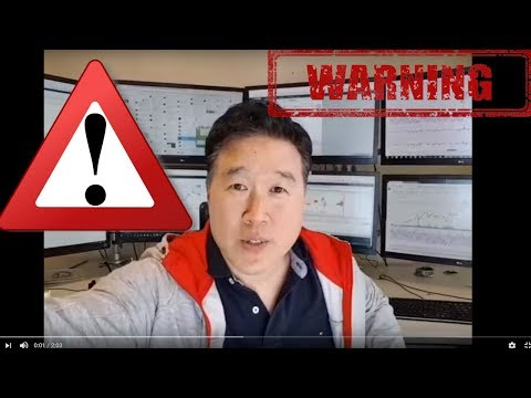 ⛔☢WATCH OUT FOR THIS GUY   BITCOIN SEOUL ?❌