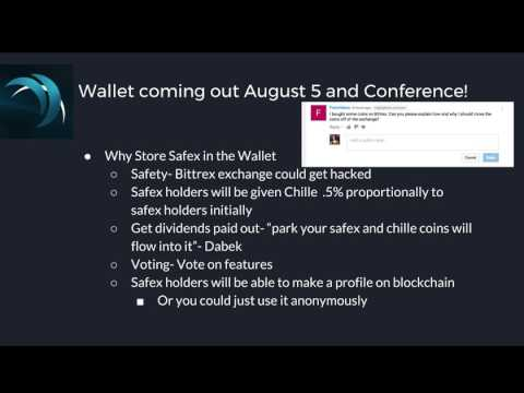 Safex up 60%! Wallet release August 5, HODL!