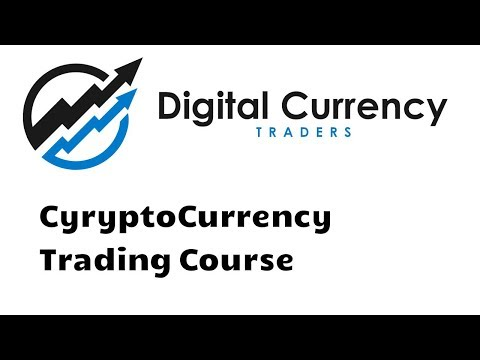 DigitalCurrencyTraders.com CryptoCurrency Trading Course