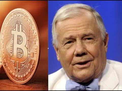Wall street legend Dumps Gold Buys Bitcoin – Jim Rogers, November 16, 2017