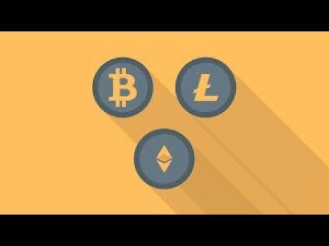 Lite Coin and Ethereum updates ETH LTC