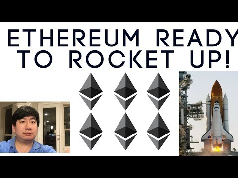 ETHEREUM ROCKET UP!  ETH Prediction!  Ready to Move UP!