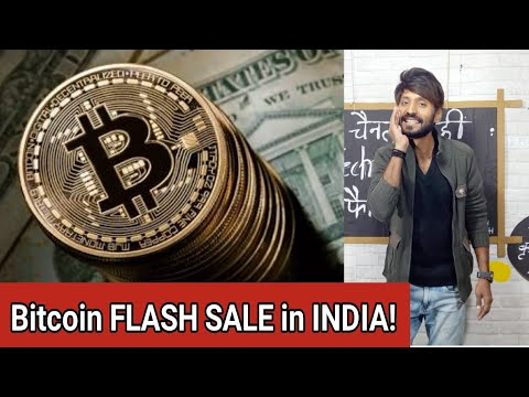 Bitcoin Flash Sale in INDIA!   Bitbns