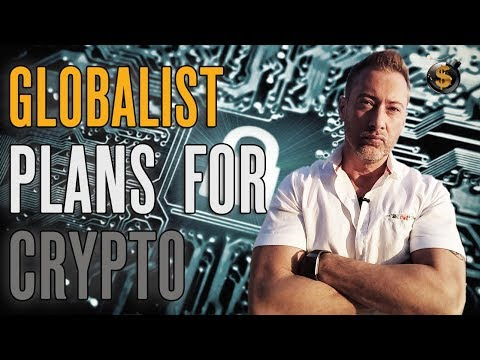 The Globalist Plan To Blame Bitcoin For Biblical Level Collapse In 2018