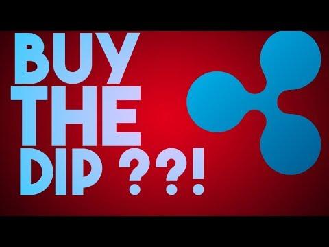 Ripple XRP – Buy The DIP ??!