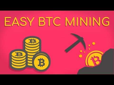 How to Mine Bitcoins COMPLETE Guide 2017 (EASIEST METHOD)