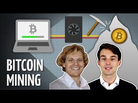 Bitcoin Mining erklärt: Lohnt es sich noch? | Julian Hosp Interview 3/3