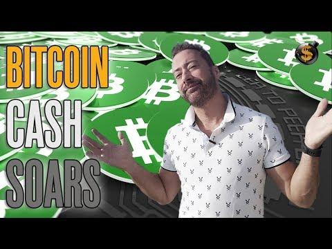Bitcoin Drops Over $2,000 As Bitcoin Cash And Altcoins Skyrocket