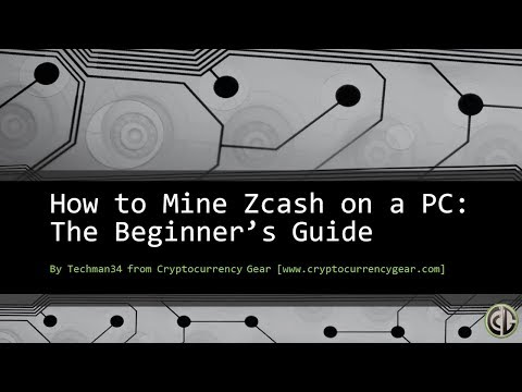 Zcash Mining with the EWBF Nvidia Miner – How to Mine ZEC on Your Windows 10 PC?