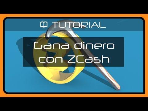 ZCASH – Como ganar 240 dolares al mes fácilmente