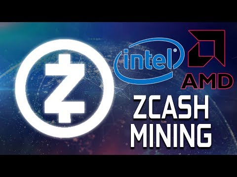 How To Mine Zcash with your CPU