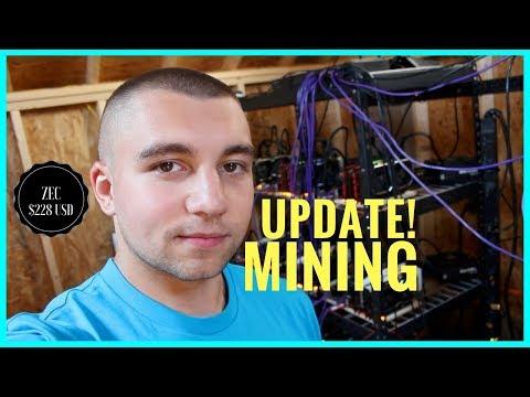 30000 Zcash ZEC Mining Farm – Massive DIY Equihash GPU Mining