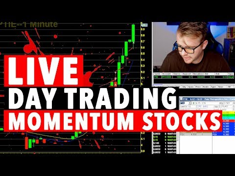 Day Trading CRYPTOCURRENCY LIVE!!!