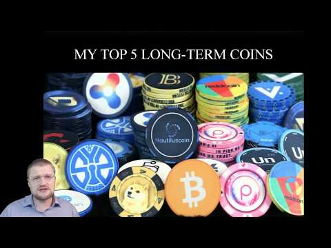 Cryprocurrency news. Review top 5 Altcoins