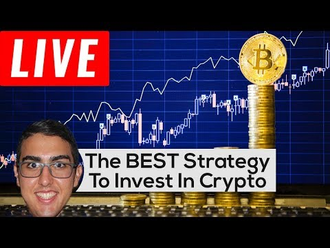 The BEST Strategy To Invest In Cryptocurrency!