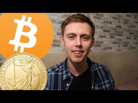 Bitcoin Will Replace Gold Within Decades