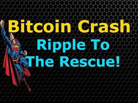 More Ripple XRP After Bitcoin Crash?