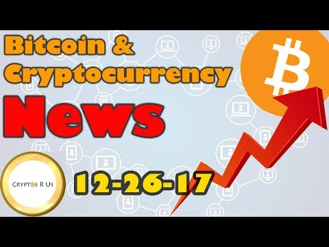 Bitcoin PUMP [Altcoins down?]  – Bitcoin and Cryptocurrency News 12/26