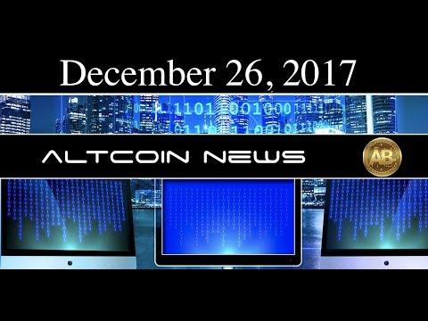 Altcoin News – Bitcoin Hard Fork Segwit2x, Coinbase Bitcoin Cash, Ember Coin