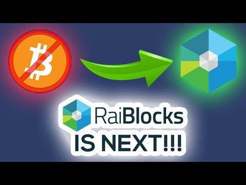 Why RaiBlocks Is The Next BIG Cryptocurrency!