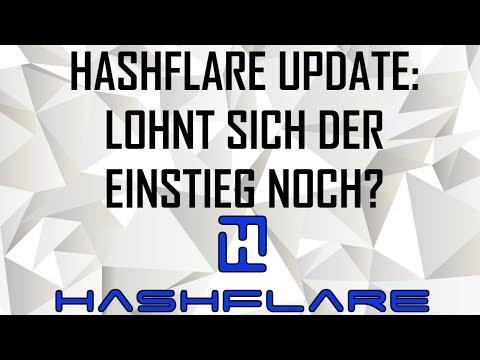 Hashflare Update – Lohnt sich das Investment jetzt noch? ? | Bitcoin Mining Profitabilität deutsch