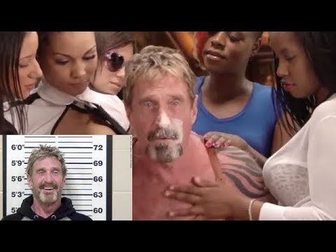 John McAfee is a SCAM, and a FRAUD: I have PROOF.
