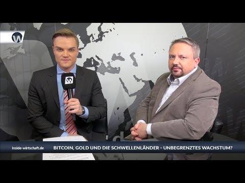 Vaultoro: Bitcoin, Gold und Schwellenländer – unbegrenztes Wachstum?