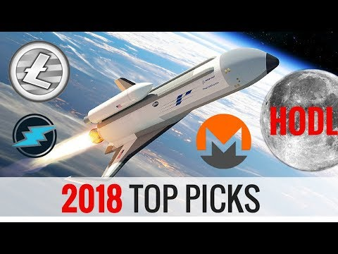 Top 3 BEST Cryptocurrency ALTCOINS To Invest In For 2018 [HUGE RETURNS]