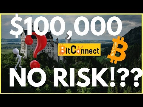 Bitconnect CryptoCurrency Lending /NO RISK?? Make 6 Figures BY END OF 2018!