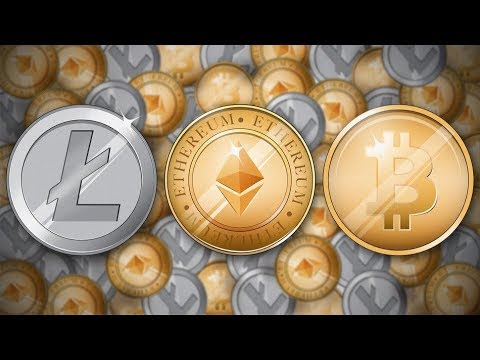Investing in Cryptocurrency – Bitcoin – Litecoin – Coinbase