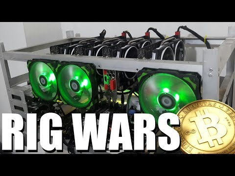 Mining Rig Wars #5: Sons of Crypto Unite!