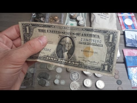Bought a Coin Collection at a Garage Sale on 4th of July…Insane ROI!