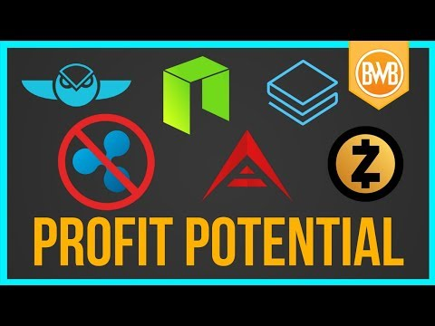 ? 2018 Cryptocurrency Profit Potentials (NEO | ARK | STRAT | GNO | ZEC) – Is (XRP) Ripple Done?