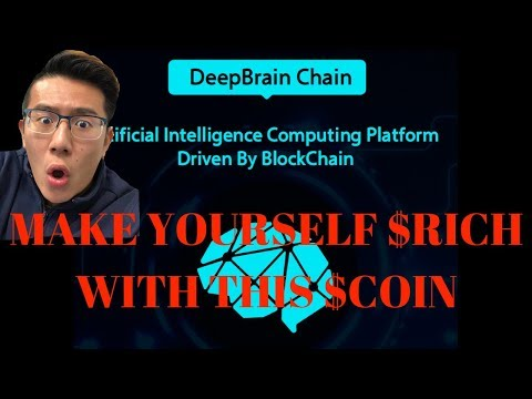BUY $300,000 OF DEEPBRAIN CHAIN ? | Become a Cryptocurrency Millionaire | DeepBrain Chain Review