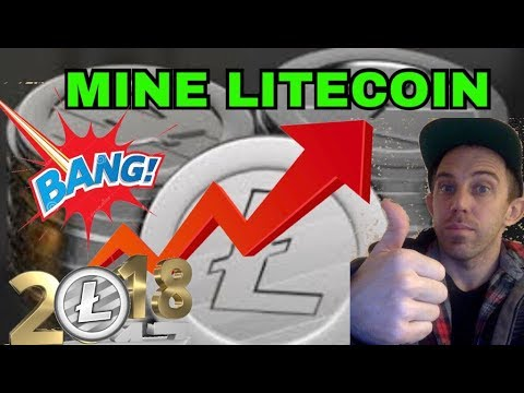 LITECOIN IS GOING OUT THE GALAXY IN 2018 WITH LITEPAY DEBITS AND LOW-COST MINING