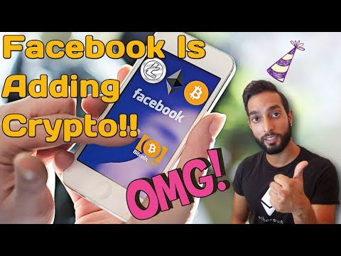 OMFG- Facebook Is Integrating Cryptocurrency!! / Ethereum Does It- $1,000 / Coinbase Not Adding XRP?