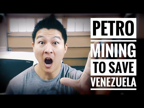860K+ People are Mining Venezuela PETRO Cryptocurrency – Mining Gains Opportunity?