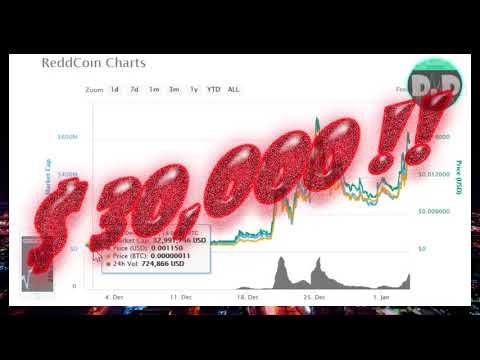 My $30,000 Reddcoin Portfolio   Cryptocurrency Investing