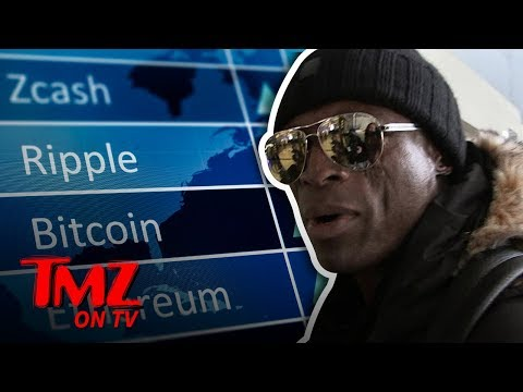 Seal: An Expert In Cryptocurrency? | TMZ TV