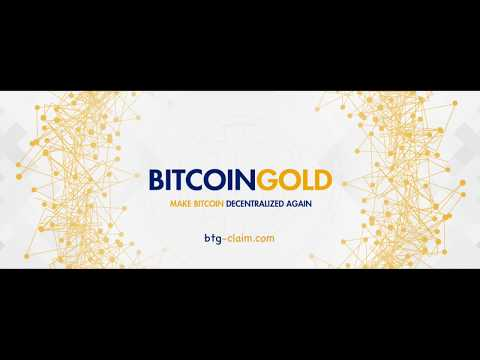 Bitcoin  GOLD wallet : How to claim bitcoin gold | BTG FREE