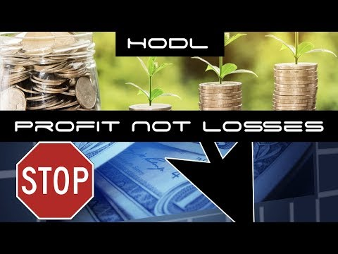 Profit on Cryptocurrency and Stop Taking Losses