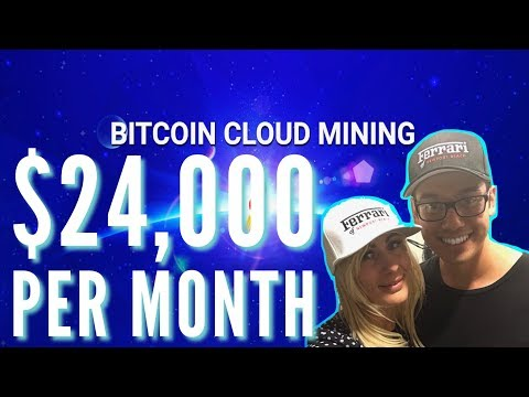 HOW I EARN $24,000 PER MONTH MINING CRYPTOCURRENCY