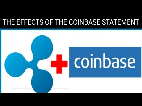 COINBASE NEWS AFFECTING BITCOIN? RIPPLE, IOTA ETHEREUM UPDATE