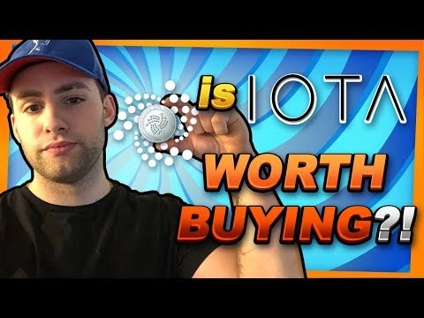Is IOTA Worth Buying? MUST WATCH