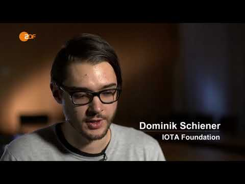 Dom Schiener and VW CDO  on IOTA at ZDF Morgenmagazin (eng subs)