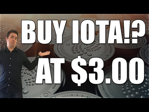 Is Now a Good Time to Buy IOTA!? You Might Be Surprised…