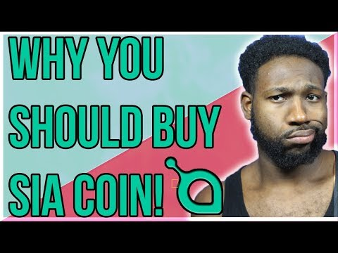 WHY SHOULD YOU BUY SIACOIN !